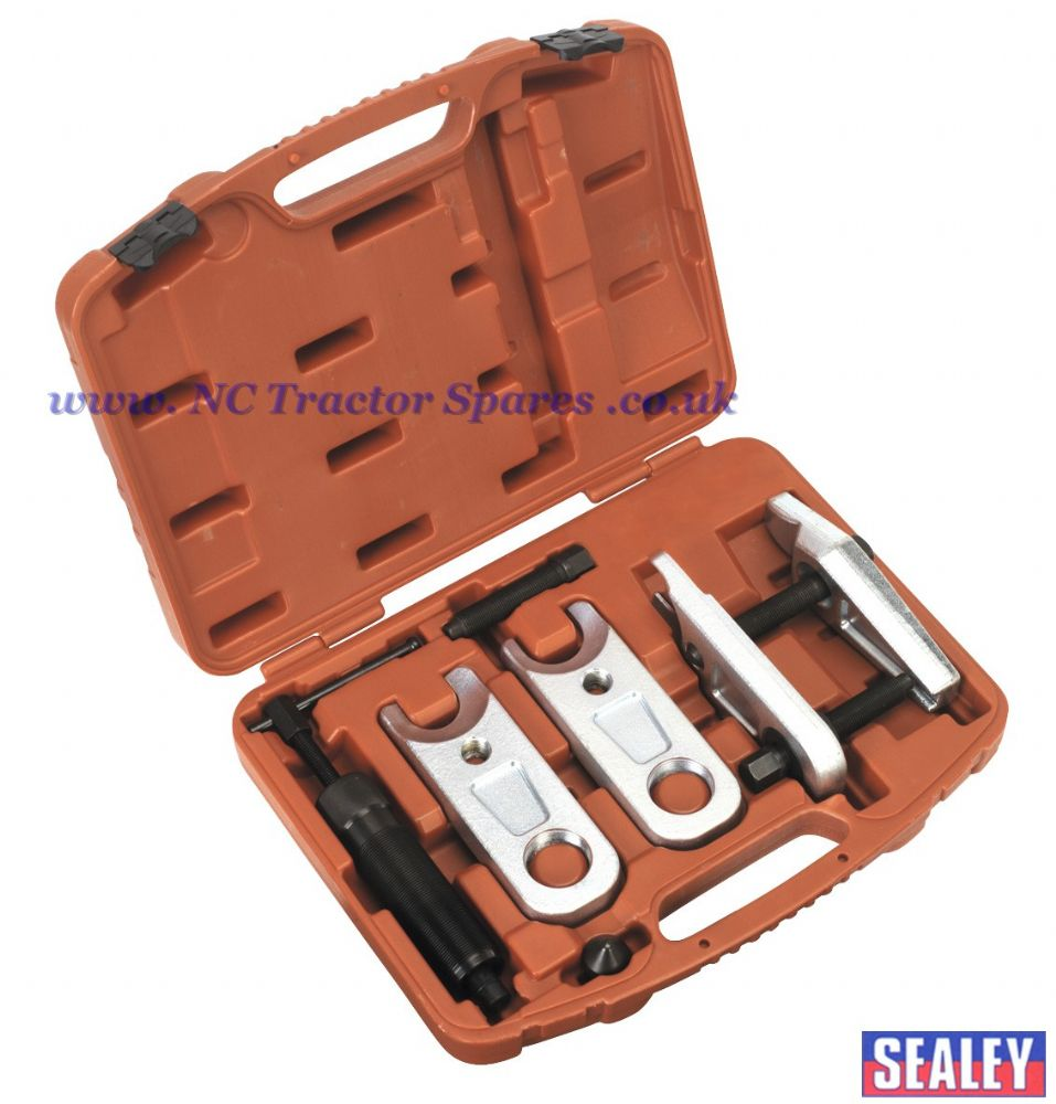 Ball Joint Splitter Hydraulic & Manual 9pc - HGV